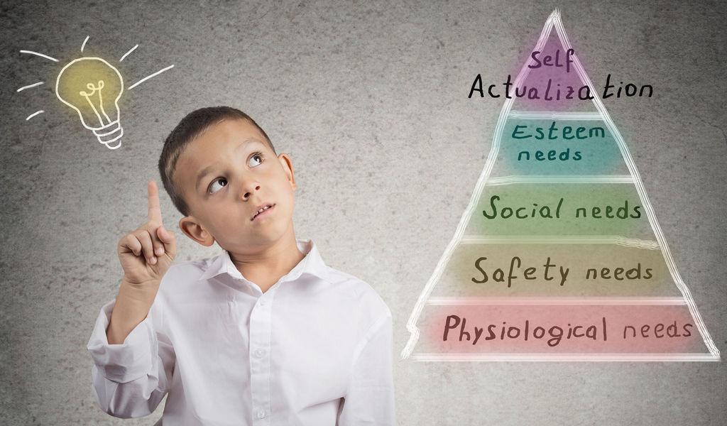 Cover La Piramide di Maslow applicata ai Social Network